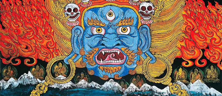 Бардо тхедол тибетская книга мертвых скачать